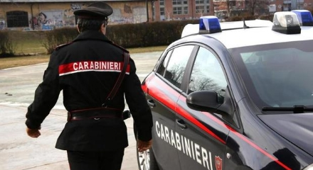 ORBASSANO - Sentono spari e chiamano i carabinieri: erano cannoni anti corvi