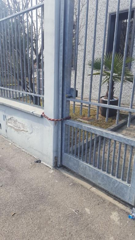 MONCALIERI - Colpo alla Linea Azzurra: rubata la cassaforte