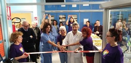 MONCALIERI - La neonatologia del Santa Croce si amplia con un lettino in più