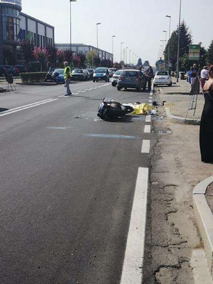 MONCALIERI - Sicurezza in strada Carignano, il Comitato chiede interventi al Comune