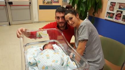 MONCALIERI-  Baby boom al Santa Croce: 5 nascite nella notte di Capodanno