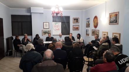 NICHELINO - La campagna elettorale 2021 è partita con il nuovo simbolo Rinnovamento Democratico