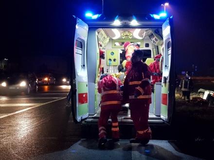 NICHELINO - Tragedia a Stupinigi, muore un 34enne in un incidente stradale