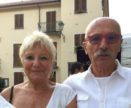 RIVALTA - Limprenditore Beppe Rosso muore con la moglie schiacciato da un albero