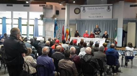 NICHELINO - Manifestazione del I maggio, i sindacati: «La politica crei le condizioni per il lavoro»