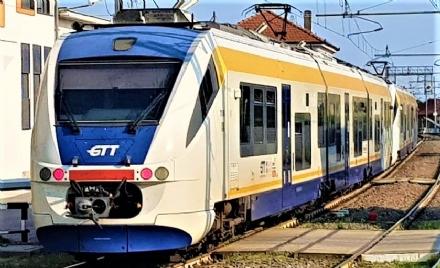 TRASPORTI - Con agosto cambia lorario della Sfm1 sulla tratta Chieri-Torino