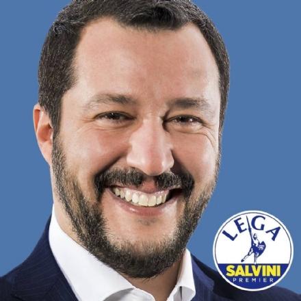 ORBASSANO - Matteo Salvini in città venerdì alle 18