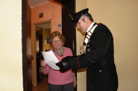 NICHELINO - Truffe agli anziani: raggirata una settantenne in via Polveriera