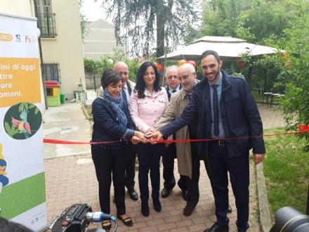 MONCALIERI - Nasce il centro per famiglie in difficoltà allo Zoe
