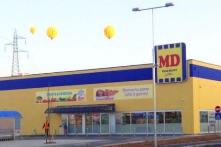 ORBASSANO - Nuovo punto vendita MD, via alle candidature per chi cerca un lavoro