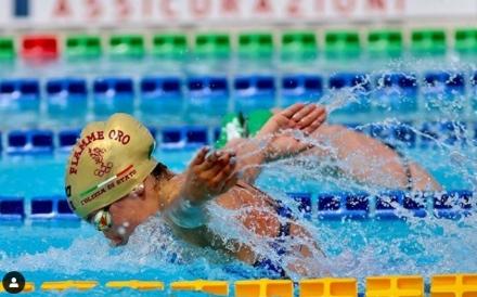 MONCALIERI - Luisa Trombetti campionessa italiana dei 400 misti
