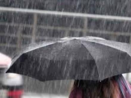 METEO - Allerta per temporali intensi e grandinate previste dalla serata di oggi