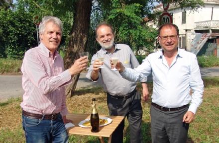 POLITICA - I sindaci di Bruino, Rivalta e Piossasco siglano un patto per migliorare i servizi