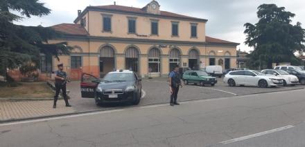 CRONACA - Carabinieri arrestano 22 enne di Carignano senza biglietto alla stazione di Chieri
