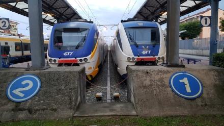 SFM1 - Ancora disagi: treni cancellati da Gtt sulla tratta Chieri-Torino