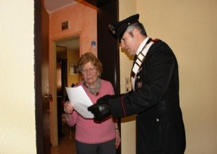 PIOSSASCO - Truffa dellacquedotto: una pensionata mette in fuga i banditi