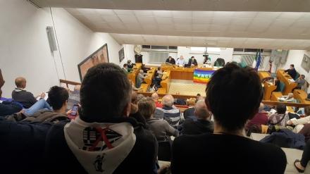 RIVALTA - Municipio blindato per il confronto Foietta-No Tav
