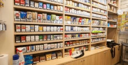 MONCALIERI - Cercano di sfondare la tabaccheria con una macchina per rubare