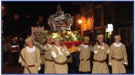 MONCALIERI - Entra nel vivo questo fine settimana la celebrazione del Beato Bernardo