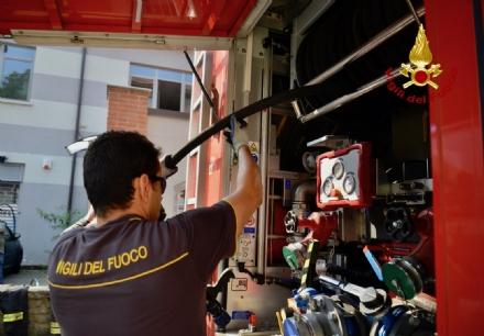 TORINO SUD - Potenziamento dei vigili del fuoco: dalla Regione fondi per i volontari di Carignano e Carmagnola