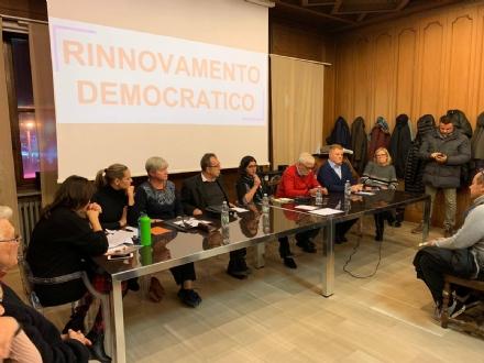 CAOS BONUS INPS - Rinnovamento Democratico di Nichelino: Che Sarno si dimetta o meno è indifferente