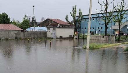 METEO - Domani previste forti piogge in pianura: allerta gialla dellArpa