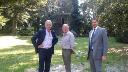 RIVALTA - Vertice al Castello per De Ruggiero, Gambetta e Piazza