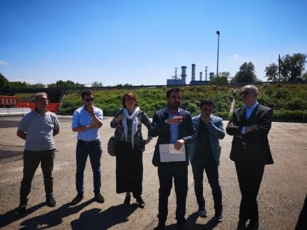 MONCALIERI - Chiuso per sempre il campo rom di strada Freylia Mezzi