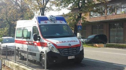 ORBASSANO - Investito sulle strisce pedonali in via Calvino: ricoverato in ospedale