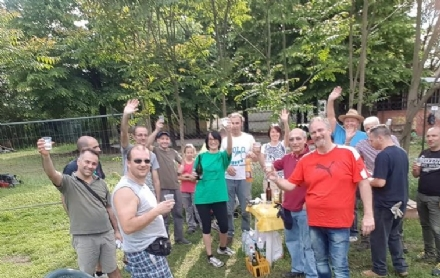 MONCALIERI - Sono partiti i lavori per far rinascere il campo di Tetti Piatti