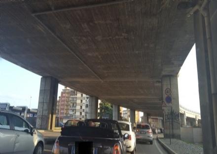 MONCALIERI - Nuovi lavori alla sopraelevata della tangenziale, traffico difficile fino a dicembre