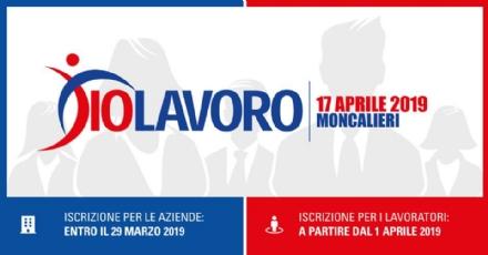LAVORO - Mercoledi 17 a Moncalieri appuntamento con «IoLavoro»