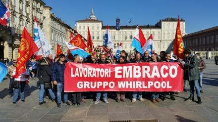 Salvi i lavoratori dellEmbraco: una parte assorbiti dalla Astelav di Vinovo