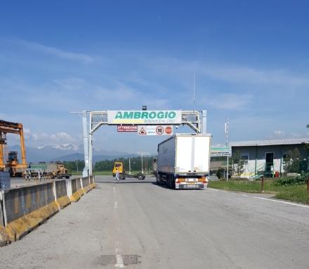 CANDIOLO - Iniziati i lavori per la nuova strada delle Piniere. Primo passo verso la chiusura del passaggio a livello di Ambrogio