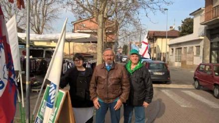 NICHELINO - La Lega raccoglie le firme per un consiglio aperto sui profughi
