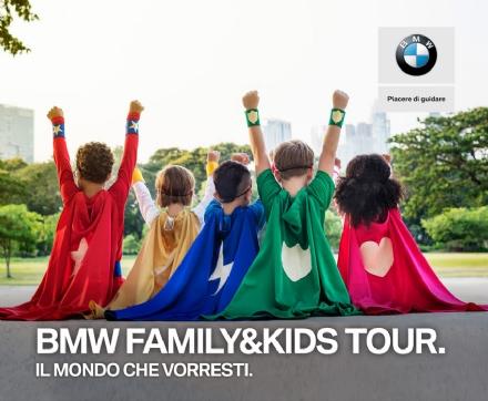 AUTO - Da Autocrocetta «Bmw Family&Kids Tour 2018»