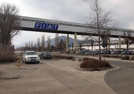 RIVALTA - Lo stabilimento Fiat di Tetti Francesi diventa sede Mopar