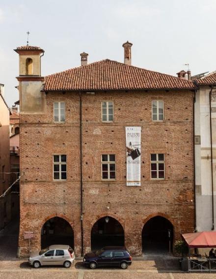 CARMAGNOLA - Si apre la stagione di Palazzo Lomellini Arte Contemporanea