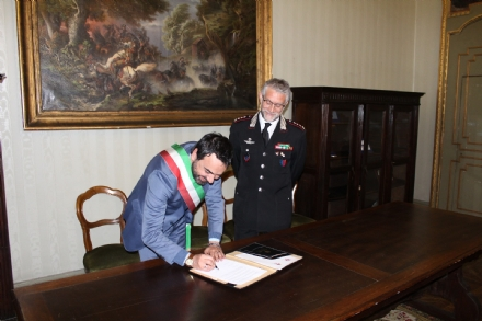 MONCALIERI - Con laccordo Comune-Carabinieri, riapre il castello reale