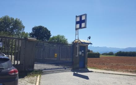 PIOSSASCO - Rapinano la Croce Blu col trucco del peluche: titolare in ostaggio per unora