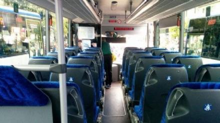 PIOSSASCO - Il Comitato #iononsalgo pronto alla denuncia per la mancanza di distanziamento nei mezzi pubblici