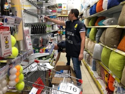 BEINASCO - Importavano giocattoli pericolosi: denunciati due imprenditori