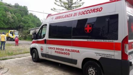 PIOSSASCO - Sequestrati migliaia di euro allex presidente della Croce Rossa