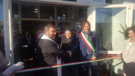 NICHELINO - Inaugurata la nuova casa di riposo