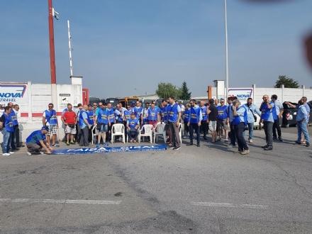 MONCALIERI - Scioperano per quattro ore oggi 16 giugno i mezzi pubblici Ca.nova