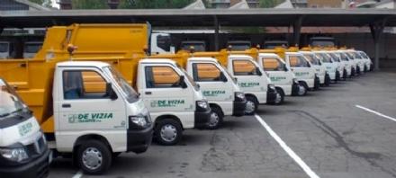 RIFIUTI - Il sindacato Usb diffida De Vizia: Lavoratori senza protezione dal virus