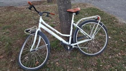 RIVALTA - Urta una bicicletta e si allontana: caccia al pirata
