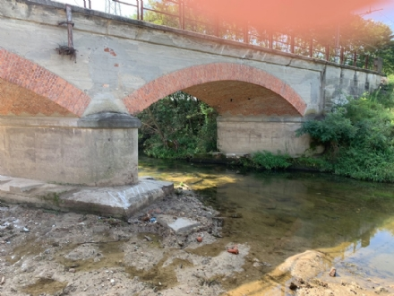 CANDIOLO - Nuovi lavori di messa in sicurezza sul Chisola
