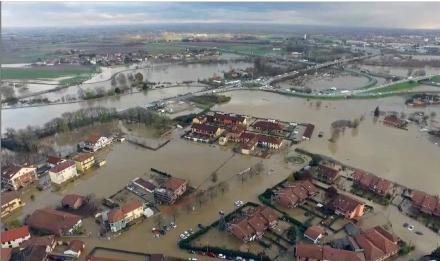 MONCALIERI - Arrivano soldi da Roma per la salvaguardia idrogeologica