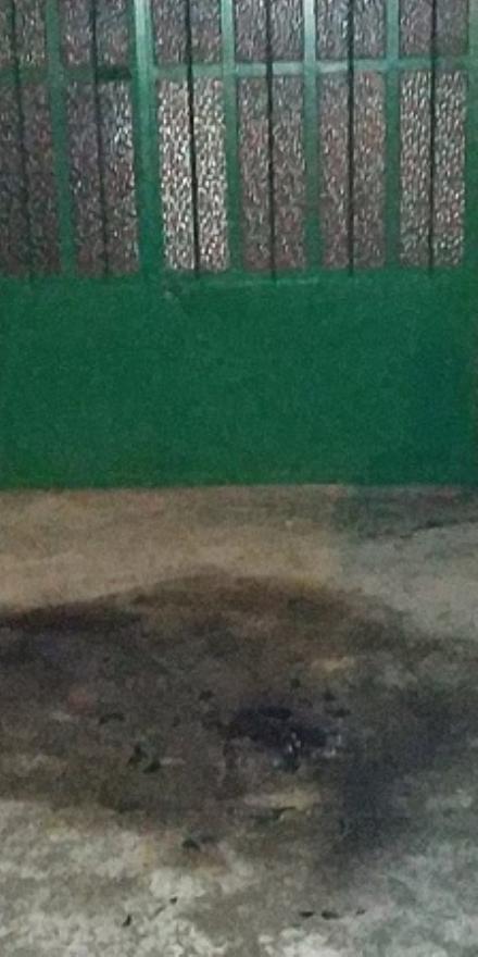 BRUINO - Bottiglia incendiaria contro una palazzina, indagano i carabinieri